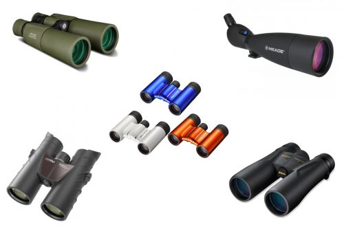 Binoculars and Spotting Scopes